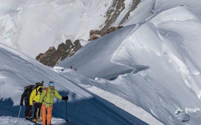La mesure du Mont-Blanc par les Géomètres-Experts